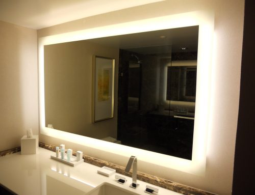 LED Backlit Mirror